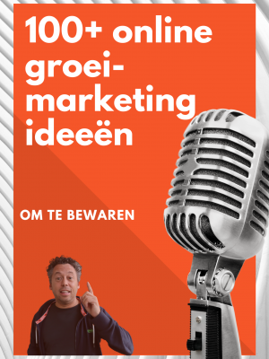 100+ groei-marketing tips
